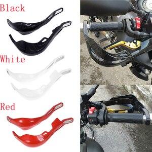 Image 1 - 1 par de protetor de mão universal para motocicletas, para husqvarna, motocross, ktm, benelli, pitbike, para suzuki, kawasaki, yamaha, bmw, triumph