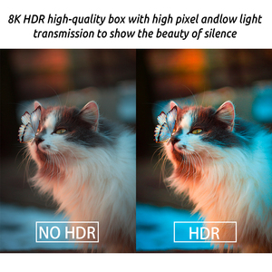 Image 4 - וtranspeed H9 X3 אנדרואיד 9.0 8K 4K טלוויזיה תיבת 4GB 64GB 32G UltraHD HDR 5G 1000M wifi Amlogic S905X3 Youtube מאוד מהיר טלוויזיה תיבה
