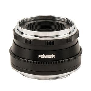 Image 2 - Pergear lente Prime de 25mm F1.8 para todas las Series, para montura E/para M4/3, para cámaras Fuji A6500 A7 A7II A7RII X A2 G3 G2 X T30