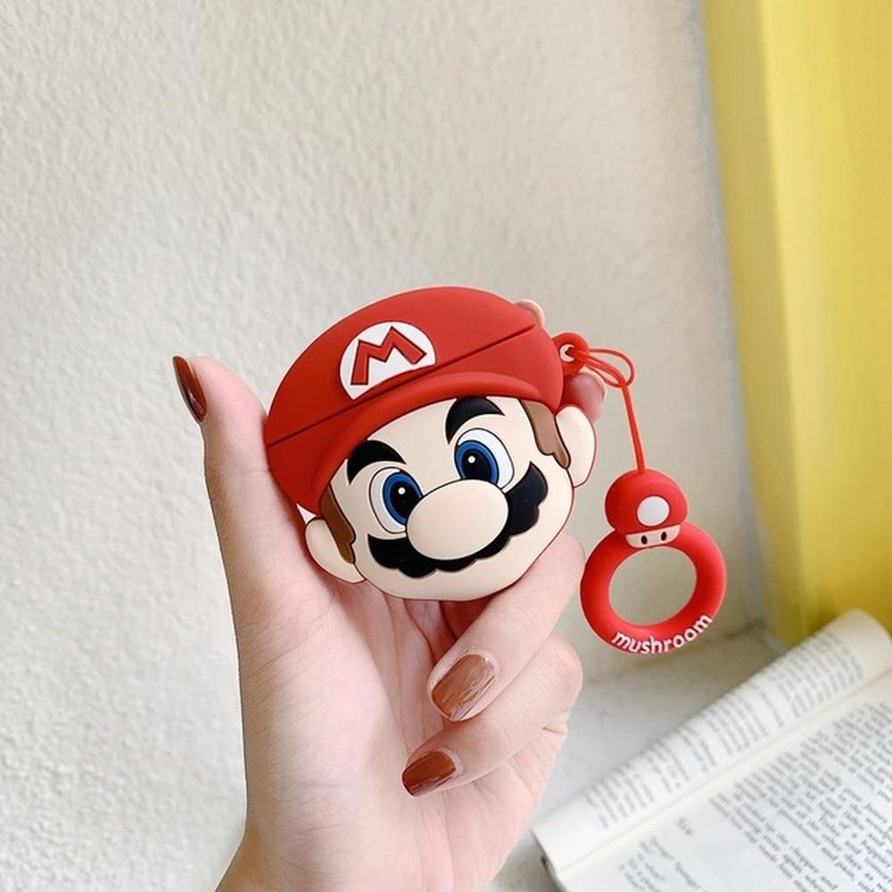 Super Mario AirPod Case 4