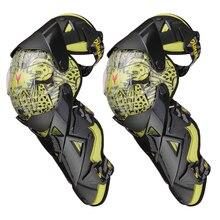 Kemimoto Motorfiets Kniebeschermers Mannen Beschermende Kleding Knie Gurad Kneepad Protector Rodiller Apparatuur Gear Motocross Racing Moto