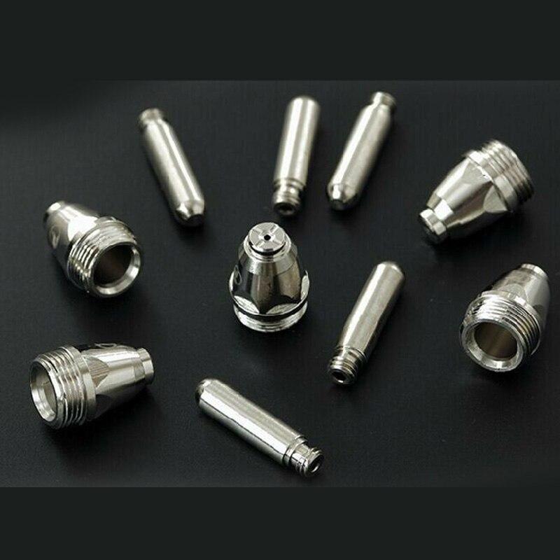 Plasma Schneiden Fackel TIPPS 1,5 50Amp Mit Keramik Shields Verbrauchs Ausrüstung