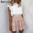 BerryGo Elegant stri...