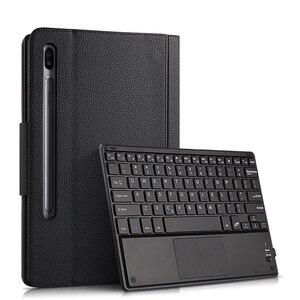 Image 2 - Funda protectora para tableta Samsung Galaxy Tab S6 10,5 SM T860 SM T865