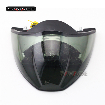 For KTM 990 SUPER DUKE 2007-2012 08 09 10 11 Motorcycle Integrated LED Tail Light Turn signal Blinker Lamp Smoke