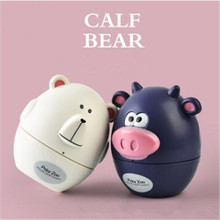 Cute Cartoon Cows Bear Kitchen Timer Mechanical Alarm/Clock No Battery Reminders Timer 60 Minutes Cooking Timer Accessories
