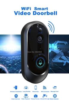 lastpower M108  WI-FI Doorbell Smart Home Smart Doorbell Mobile Remote Video Remote Management 1080P Wireless Remote Management