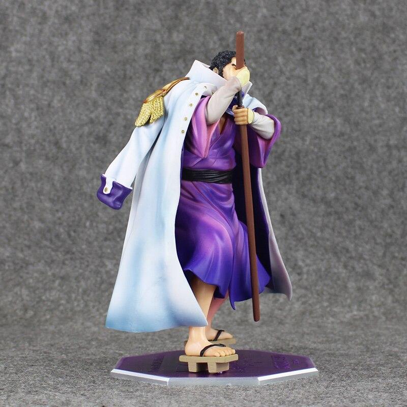 22cm Fujitora Action Figure Marine Admiral Issho Model ...
