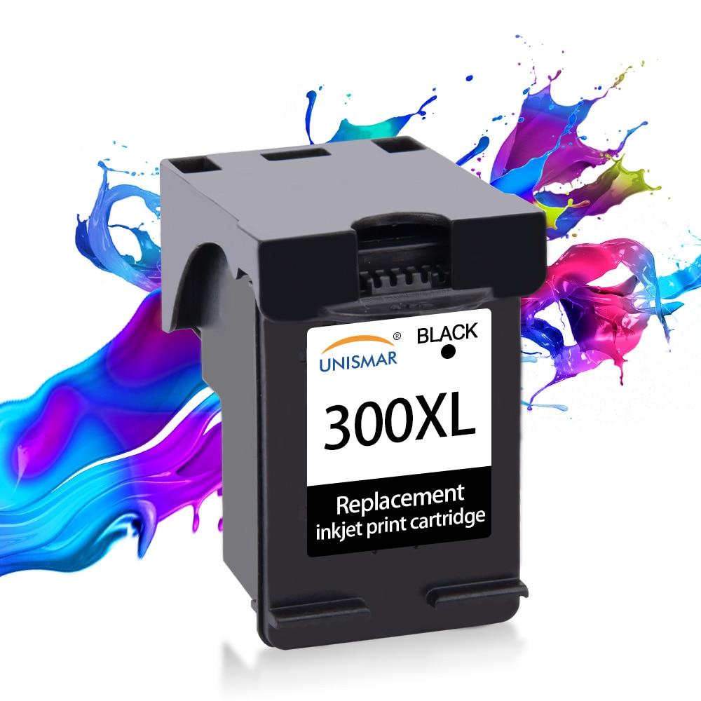Unismar 300XL черный картридж для hp 300 XL hp 300 чернильный картридж для hp Deskjet D1660 D2500 D2560 D2660 D5560 F2420 F2480 F2492