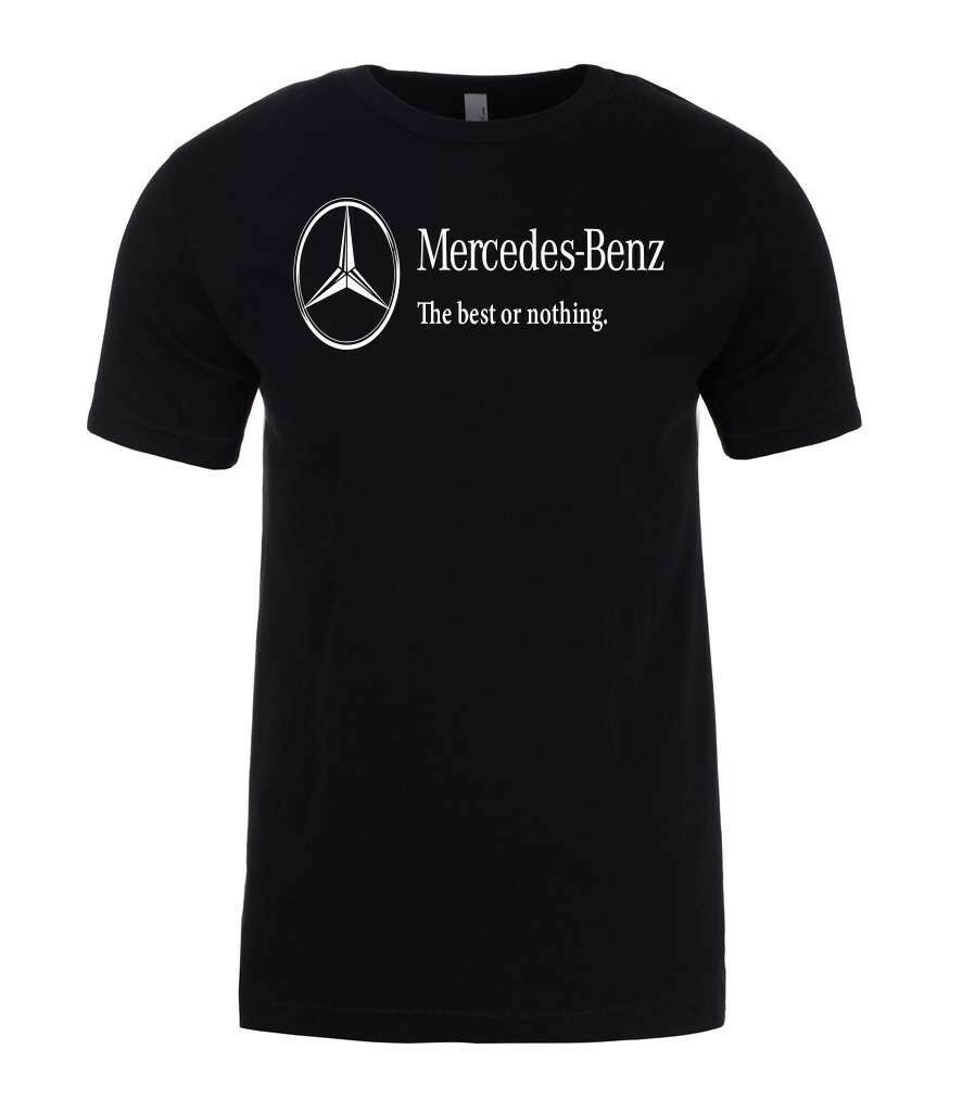 Mercedez Benz The Best or nothing Mens T-Shirt image