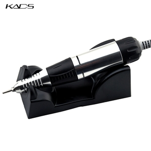 Image 4 - KADS 30000RPM manicure electric pedicure machine 35W Nail Drill Pen Set Black nail drill machine for Manicure Pedicure Tools