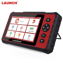 LAUNCH CRP909C OBD2 Professional Diagnostic Scanner Full System Engine Airbag System DPF ABS Oil TPMS Reset Car Automotive Tools