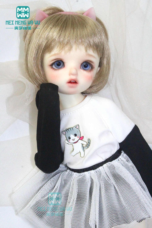 BJD בובות אביזרי בגדי בובת מתאים 27 cm-30 cm 1/6 MYOU YOSD bjd בובות חמוד ומסוגנן שלוש-חתיכה, נעליים