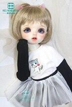 BJD dolls accessories clothes for doll fits 27cm-30cm 1/6 MYOU YOSD bjd dolls Cute and stylish three-piece, shoes