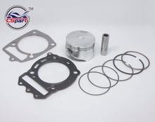 72MM Kolben Ring Dichtung Kit 250 250CC CF250 CN250 Jonway Kazuma Znen Cfmoto ATV Buggy Roller Teile