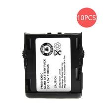 10X PMMN4001 1100mAh Battery for Motorola GP68 GP-688