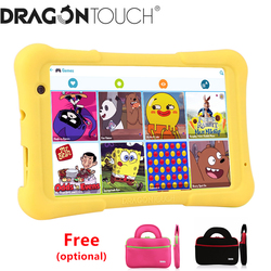 Dragon Touch Y80 Tablet 8 pulgadas HD pantalla 2 en 1 Android 8,1 Tablet para niños de 2GB de RAM 16GB Quad core IPS WiFi PC tableta