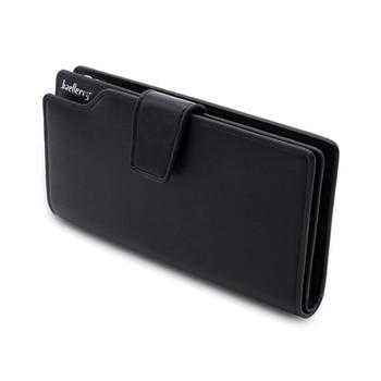 Bolso de mano de cuero genuino con logotipo M, Cartera de hombre, para Bolsa de tarjeta de crédito de licencia de conducir de coche para BMW M F20 E91 G30 E34 X5 E53 E90 E70