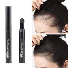 Hairline aparamento vara enche nariz sombra em pó rosto reabastecimento costeletas à prova dwaterproof água e sweatproof careca linha fina