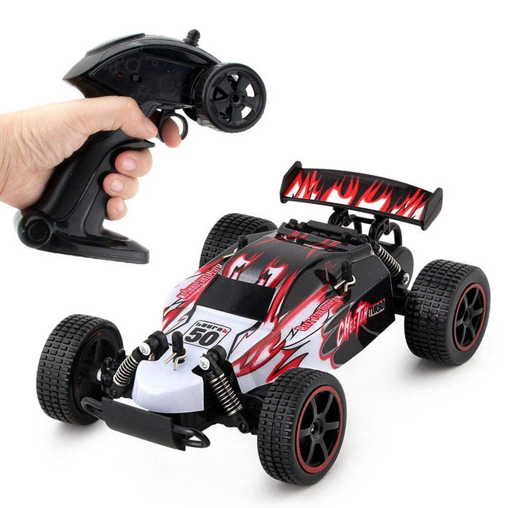 1:20 Rock Crawlers Driving Bigfoot Car Remote Control Car Model Toys Off-Road Vehicle Shock Resistant Rc Cars Toy For Kids Gift
