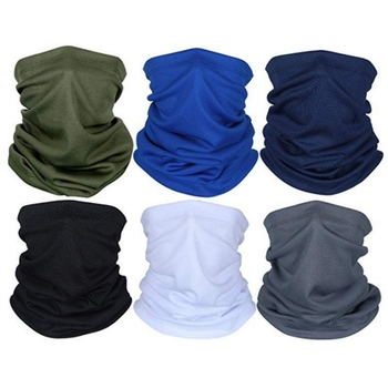 outdoor Bandana Sport Cycling Bike Full Face Mask Neck Warmer Men Women Scarf Ski Bicycle Motocycle Fleece