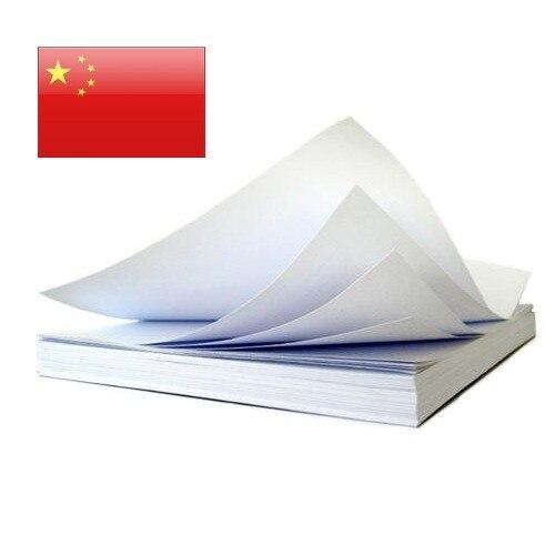 Бумага сублимационная A4 (Китай BS), упаковка 100 листов