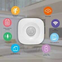 PIR Motion Sensor Wireless Infrared Detector Security Burglar Alarm Sensor Tuya APP Control Compatible