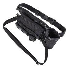 Fishing Storage BAG 1000D Oxfod Bag Multifunction Lure Reel Shoulder Waist Backpack For Camping