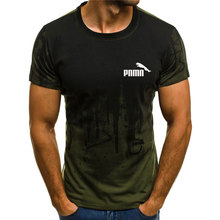 2020 casual T Shirt Men Tops Shirts Cotton Polyester Short Sleeve Man Tshirts Summer Top Tees Male Clothes Plus Size S-6XL