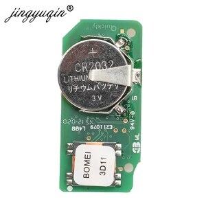 Image 4 - Jingyuqin 5 pçs 315/434 mhz chave remota do carro para jaguar land rover discovery 4 freelander range rover esporte evoque inteligente chave fob