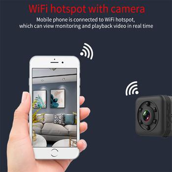KEBIDU SQ29 kamera HD WIFI mała Mini kamera wideo czujnik noktowizor wodoodporna kamera Shell mikro kamera DV Motion tanie i dobre opinie bundwin CN (pochodzenie) Allwinner Ukryty