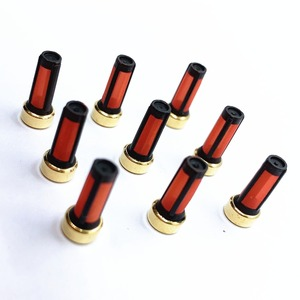 Image 3 - Высококачественный микрофильтр топливного инжектора 13,8*6*3 мм MD619962, 20 шт., оптовая продажа, для японских автомобилей 0280156139