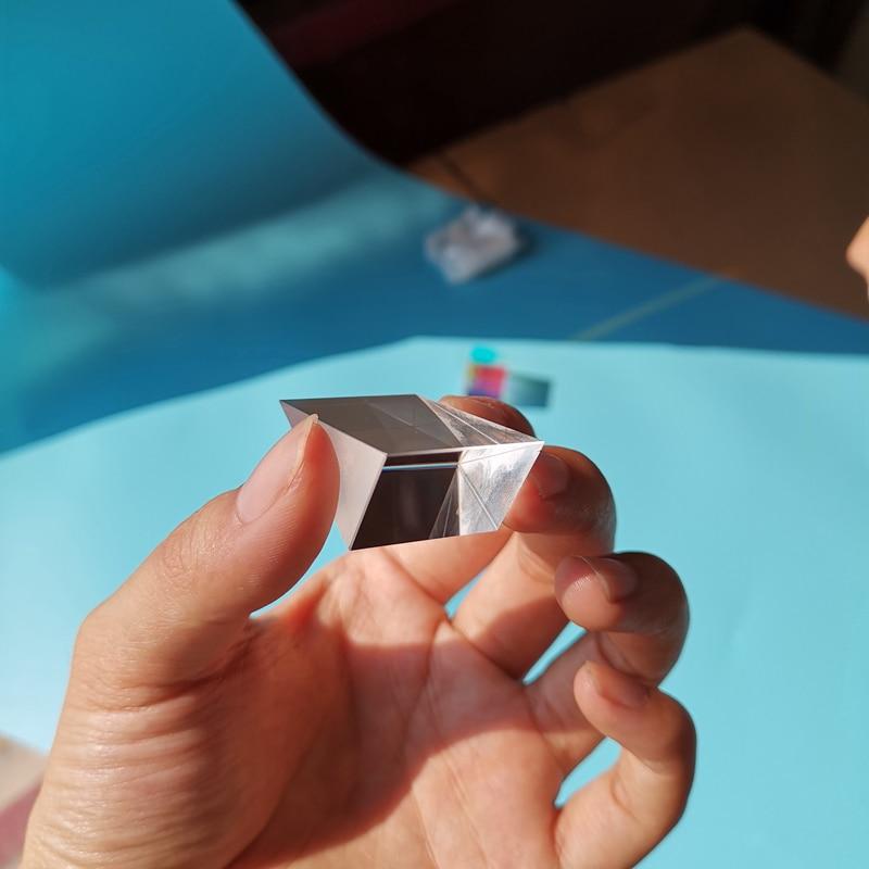 Lazy Glass Custom Make Factory Sample Professional Optical Prism Survey Prism Optical Equipment