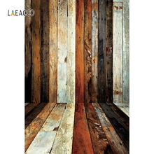 Laeacco Wooden Boards Fade Floors Strip Portrait Photography Backgrounds Customize Photographic Backdrops Props For Photo Studio customize washable wrinkle free rococo painting style forest photography backdrops for photo studio portrait backgrounds s 1250