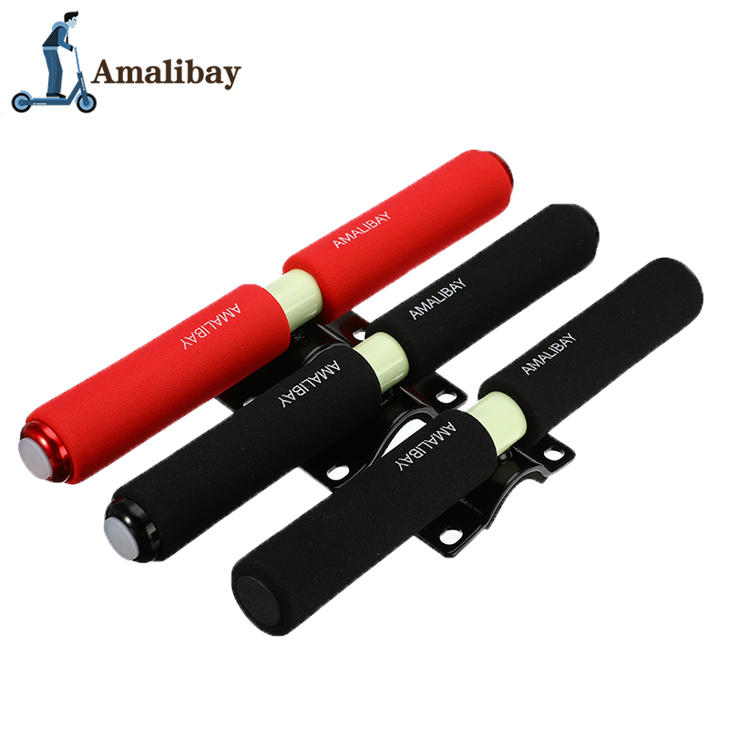 Luminous Electric Scooter Kid Grips for Xiaomi M365 Scooter Child Bag Handle for M365 Pro with Safty Warning Light M365 Parts