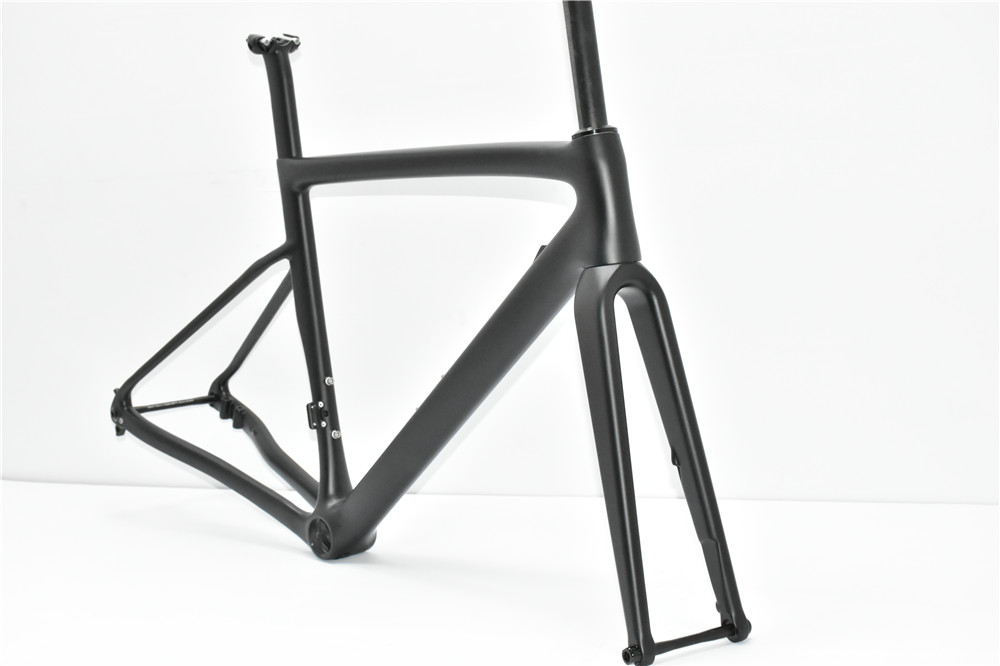 Dc020 Ceccotti  Carbon DISC Road Bike Frame Toray  PF30/BB30/BSA Frame+fork+seatpost+clamp+headset 2019