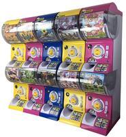 Wholesale Smart scan code classic Mechanical capsule toy figure gashapon vending machine