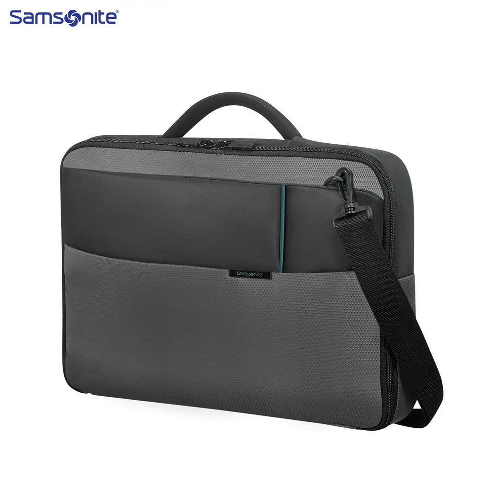 Фото - Laptop Bags & Cases Samsonite SAM16N00709 for laptop portfolio Accessories Computer Office a bag Men 2017 hot handbag women casual tote bag female large shoulder messenger bags high quality pu leather handbag with fur ball bolsa