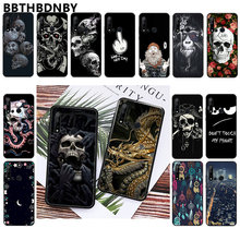 Phone Case Soft Silicone TPU Phone Cover for Huawei P10 lite P20 pro lite P30 pro lite Psmart mate 20 pro lite(China)