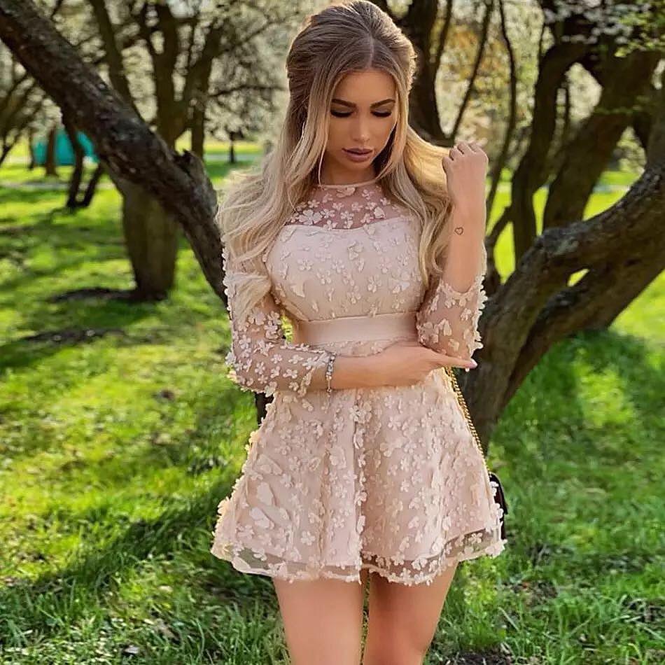 OllyMurs-2019-Novo-Bodycon-Ver-o-Vestido-O-Pesco-o-Mulheres-Sexy-C-u-Azul-Damasco