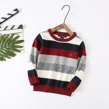 Весенний Детский свитер детский хлопковый жаккардовый свитер детский льняной цветной свитер с цветами K8275