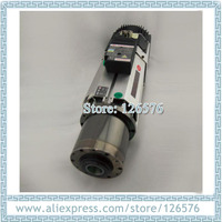 GDZ143x133 9 ATC 9kw ISO30 Automatic air cooled spindle motor