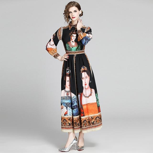 Queenbee Vintage Dress 3