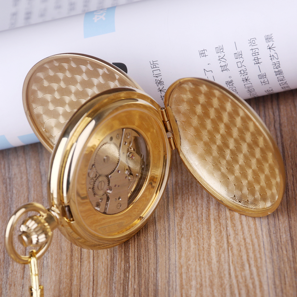 Retro-Golden-Luminous-Mechanical-Pocket-Watch-Men-Women-Fob-Chain-Exquisite-Sculpture-Copper-Automatic-Pocket-Watch (3)