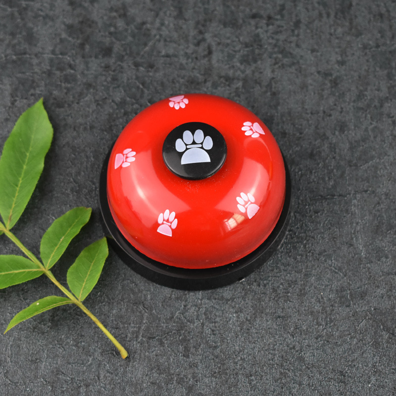 Creative Pet Bell Supplies Pet Training Bells Cat Dog Interactive Toys Dogs Training Toys High Quality Dog Training Equipment-5