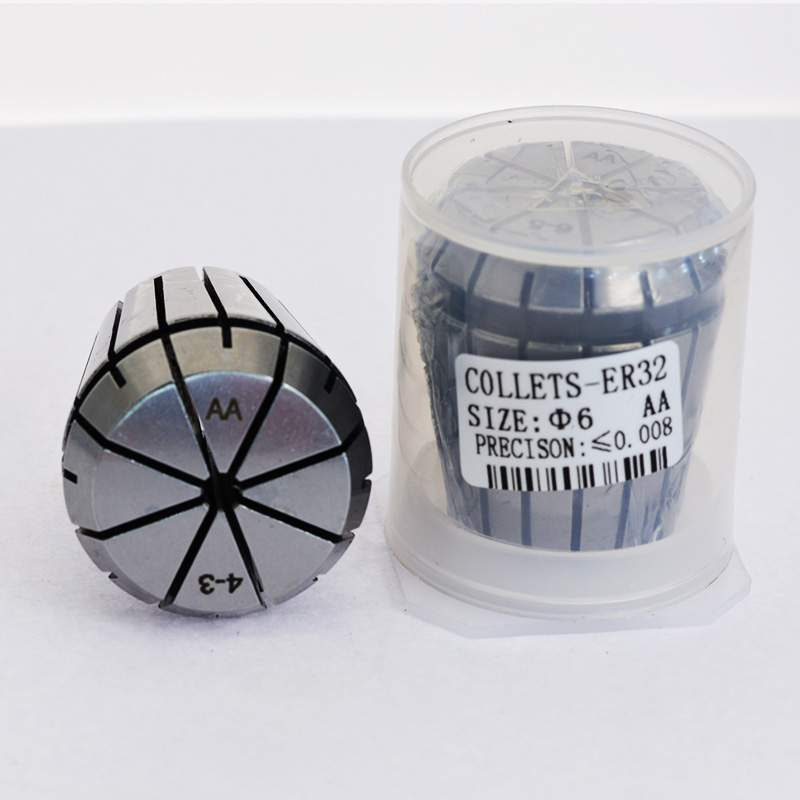 ER32 Chuck Accuracy 0.008mm Range 3-20 <font><b>mm</b></font> Milling chuck for ER tool holder of NC machine tool 3 3.175 4 6 <font><b>8</b></font> 10 12 14 16 18 <font><b>mm</b></font> image