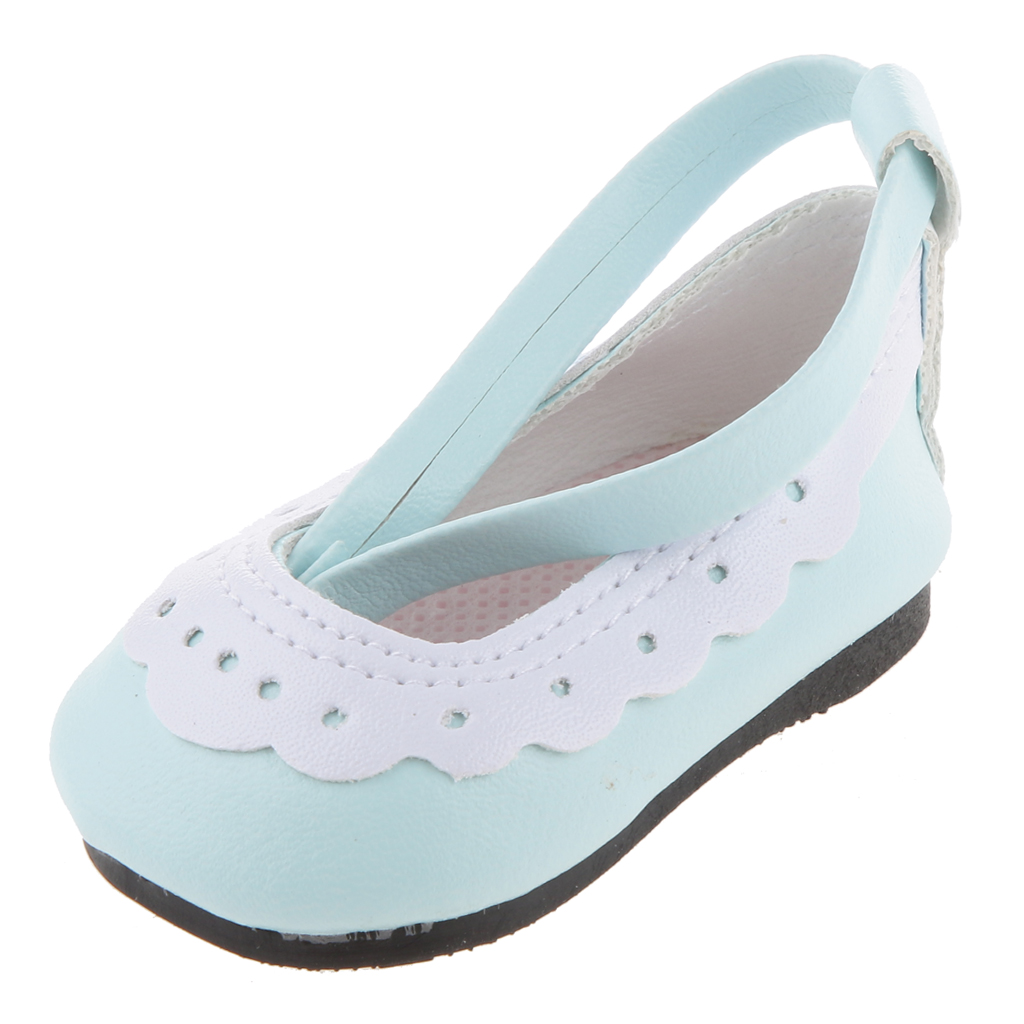 Shoes for 18/'/' doll Generation Doll Shoes Flats Sneakers Clothes Dress
