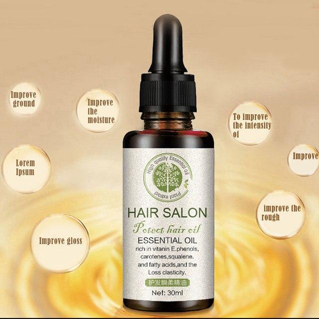 Powerful Hair Growth Essence Hair Repair Treatment Liquid Regrowth Essential Oil Serum Preventing Hair Loss Fast Restoratio 5