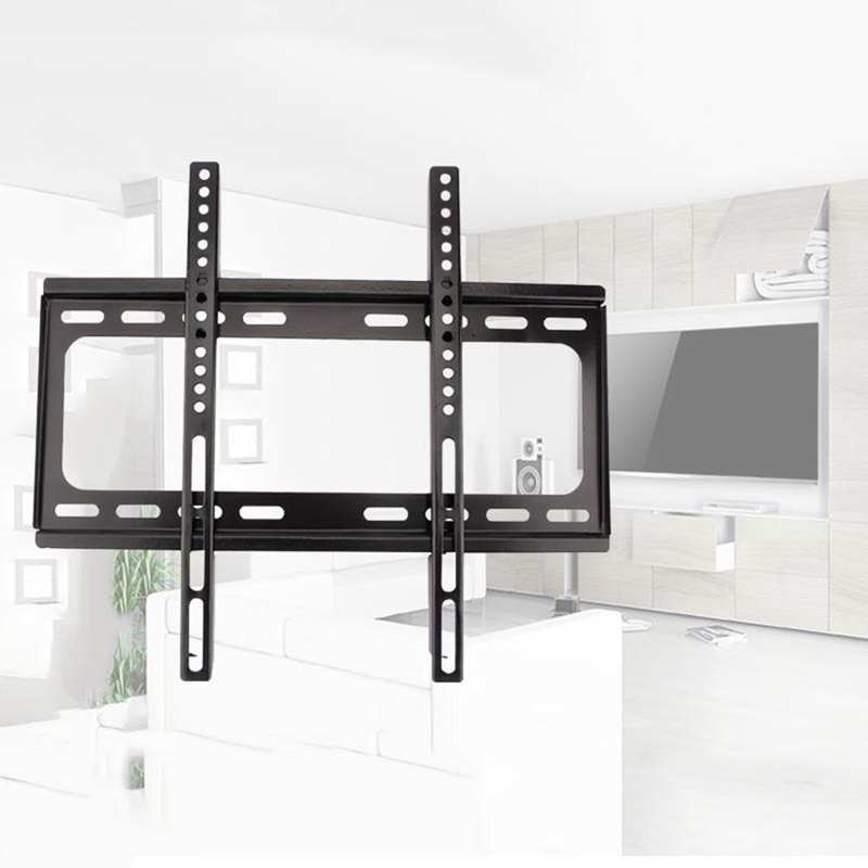 LCD LED plat inclinable TV support mural 26 30 32 37 42 46 47 50 52 55 meuble TV TV support mural support universel meuble TV