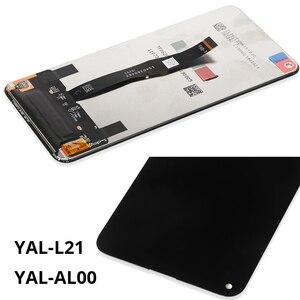 Image 5 - תצוגה עבור Huawei Honor 20 LCD תצוגת מסך מגע 100% חדש Digitizer עצרת מסך על עבור Honor20 YAL L21 YAL AL00 תצוגה
